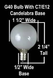 wide base light bulb brightown clear globe g40 base light bulbs 1 5 inch pack of 25