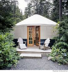 Living In A Yurt by My Home My Yurt America Takes Nomadic Housing To A New Level