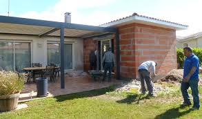 maison et travaux chambre extension d une maison création d une chambre et d une salle de