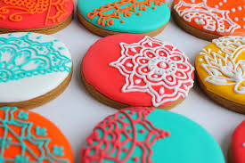 sugar bea u0027s blog henna inspired christmas cookies for some very