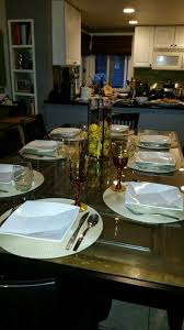 Door Dining Room Table by Candy Likes To Cook A Dining Room Table Made Out Of A Door You