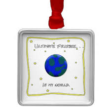 ultimate frisbee sports ornaments keepsake ornaments zazzle