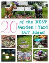 Gardening Craft Ideas Gardening Craft Ideas Inspirational 194 Best Diy Yard Ideas Images