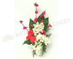 graveside flowers custom made silk graveside flowers cementary flowers perth australia