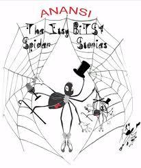 anansi the itsy bitsy spider stories the bitsy stage