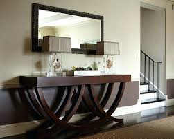 Foyer Console Table And Mirror Console Tables And Mirror Set Entryway Foyer Console Table Mirror