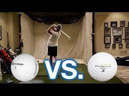 cheap vs expensive golf balls