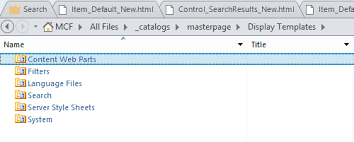 aspiring architect sharepoint online tabular custom search display