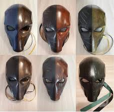 inspired deathstroke mask deathstroke helmet deathstroke