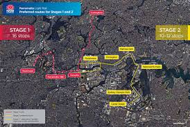 100 sydney light rail route map bettertransport org nz