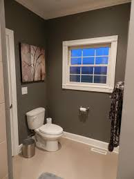 ideas for guest bathroom bathroom marvelous simple guest bathroom with gray wall and