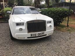 roll royce nigeria kenyan man converted an old mercedes benz into a rolls royce and