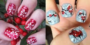 winter nail art girlshue