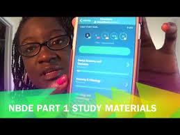 dental boards nbde part 1 study materials youtube