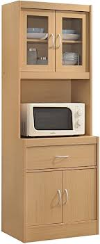 kitchen cabinet with top and bottom hodedah standing kitchen cabinet with top
