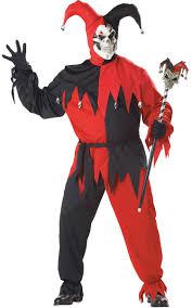 Court Jester Halloween Costume Jester Costumes Men Women Kids Parties Costume