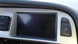 how to remove display speedometer cluster from 2008 audi a6 for