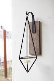Candle Holder Wall Sconces Do Your Walls Need Get Inspired Here House Pinterest