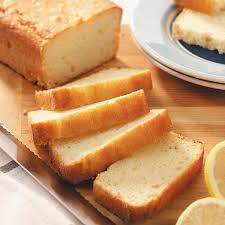 lemon yogurt bread recipe taste of home