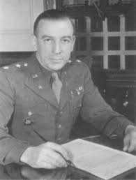 General Richard Sutherland, escaped from Del Monte airfield in the Philippines with General Douglas MacArthur and the rest of his party in two B-17 Flying ... - gensutherland01