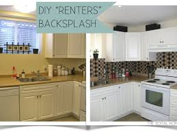 self stick kitchen backsplash interior amazing self adhesive backsplash ap artd peel and stick