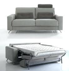canape couchage quotidien articles with canape convertible 3 places design scandinave prune