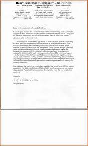Recommendation Letter Sample For Teacher From Parent 10 Letter Of Recommendation For After Program Life