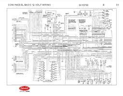 348 conventional models basic 12 volt wiring diagram schematic