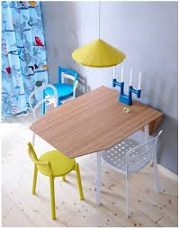 SpaceSaving Dining Tables For Your Apartment Space Saving - Brilliant ikea drop leaf dining table residence