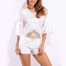 click to buy u003c u003c 2017 nice floral print chiffon blouse women new