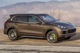 used 2017 porsche cayenne hybrid pricing for sale edmunds