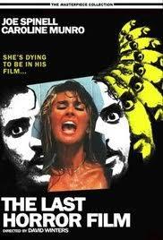 the last horror film 1982 imdb