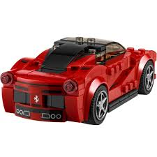 lego ferrari 458 amazon com lego speed champions laferrari 75899 toys u0026 games