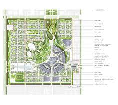 Waterfront Key Floor Plan by Adrian Smith Gordon Gill Architecture