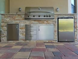 golden sunset u2013 custom outdoor kitchen design elegant outdoor