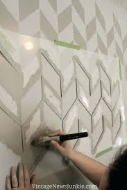 wall paint patterns 17 best ideas about wall paint patterns on pinterest chevron and