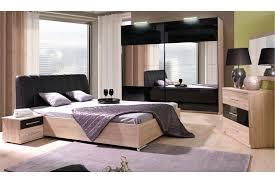 chambre avec miroir commode avec miroir dali design