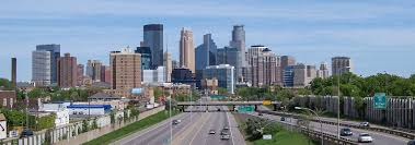 Road Map Of Usa With States And Cities by Google Map Of The City Of Minneapolis Minnesota Usa Nations