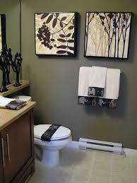 Ideas For Bathroom Wall Decor Charming Bathroom Wall Decor Inspirations The Home Redesign