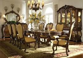 Traditional Dining Room Sets Traditional Dining Room Sets Cherry Antique Cherry Finish