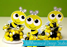 bumble bee party favors bumble bee birthday bumble bee party bumble bee party