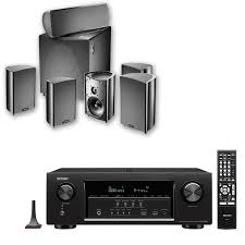 home theater systems denon safeandsoundhq definitive technology procinema 600 with denon avr