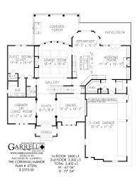 Floor Plans Two Story by Cornwall Manor House Plan Covered Porch Plans