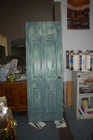 Distressed White Bedroom Beach Furniture Painting Doors A Shabby Distressed Way U2026 Caromal Colours