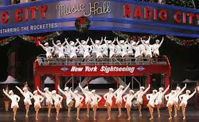 radio city spectacular kidlist activities for