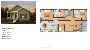 Ranch Plans by 53 Ranch Modular Home Floor Plans Modular Ranch Home Floor Plans