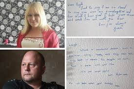 dad u0027s heartbreaking letter to dead daughter who drank herself to