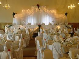 gold white wedding decorations planning a wedding