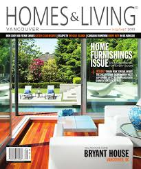 lexus terminal vancouver homes u0026 living vancouver aug sept 2013 issue by homes u0026 living