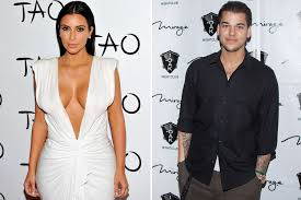 kim kardashian mocks brother rob u0027s weight and says his rita ora
